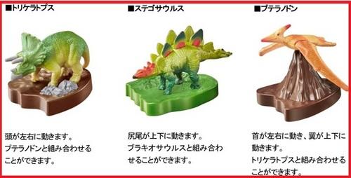 マックのハッピーセット、アニア恐竜2016年6月3日からの3種類2.jpg