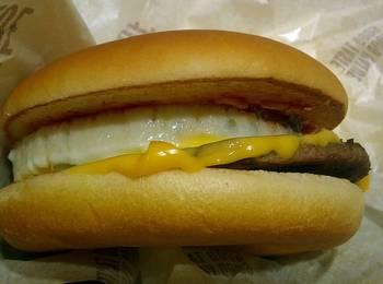 マクドナルドのおてごろマック、エッグチーズバーガー 中身.jpg